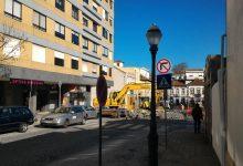 Rua Conde D. Mendo interrompida em Vila do Conde