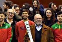 Carlos Pinto Ferreira é lembrado na Escola da Junqueira com Atletas Olímpicos