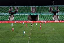 Rio Ave fez hoje jogo treino com o Shakhtar Donetsk