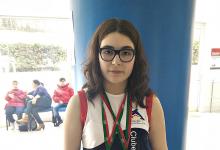 Sónia Oliveira alcança 4 títulos nacionais em Natação Adaptada