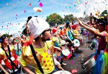 Vila do Conde celebra o Carnaval