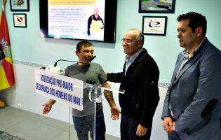 Associação Pró-Maior Segurança Homens do Mar celebra 10 anos