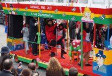 Desfile de Carnaval enche ruas de Gião