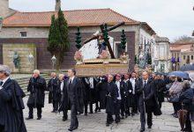 Procissão do Passos de Vila do Conde na Igreja Matriz