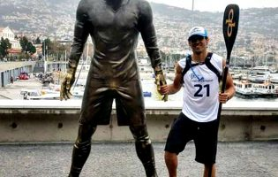 Rui Ramos do CFV alcança 1.º Lugar no Campeonato Nacional de Sup Race
