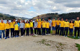 Vila do Conde Kayak Clube alcança pódio no Campeonato de Fundo do Norte