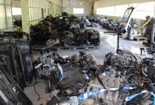 Componentes de veículos furtados no valor de 5 milhões de euros recuperados em Vila do Conde