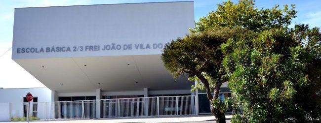 Vila do Conde reserva 2,5 M euros para recuperar Parque Escolar