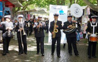 Comemorações do Dia da Marinha arrancaram ontem no Mercado de Vila do Conde