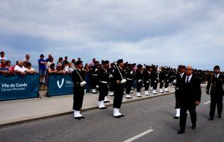 Marinha Portuguesa celebrou 700 anos em Vila do Conde e Póvoa de Varzim