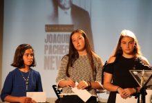 Elisabete Pereira, Vânia Cruz e Ana Monteiro são as vencedoras do Prémio Literário Joaquim Pacheco Neves do CCO