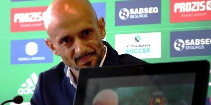 Miguel Cardoso é o novo treinador do Rio Ave Futebol Clube