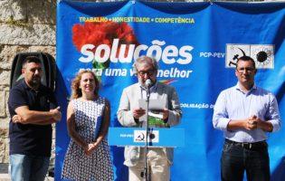 CDU de Vila do Conde faz apresentação de candidatos após chamada da Polícia