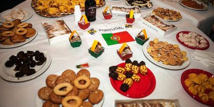 Cozinha à Portuguesa na Feira de Gastronomia de Vila do Conde