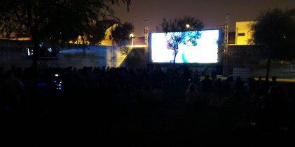 Parque da Cidade de Vila do Conde oferece noites de cinema ao ar livre