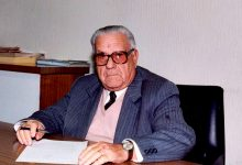 António Ferreira Vila Cova é homenageado por ocasião dos 100 anos de nascimento