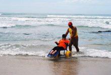 Cadeira anfíbia para pessoas portadoras de deficiência roubada em praia de Mindelo