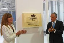 Marcelo Rebelo de Sousa inaugura unidade fabril nos 85 anos da Imperial