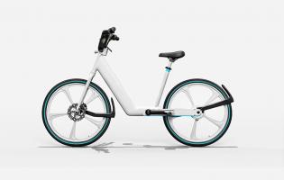 Bicicleta elétrica criada em Portugal apresentada no Web Summit Lisboa