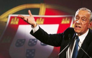 Este foi o discurso que Marcelo Rebelo de Sousa dirigiu ao País