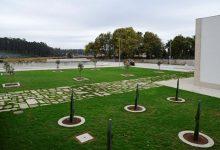 Área envolvente ao cemitério de Gião foi alvo de obras de requalificação urbana e paisagística