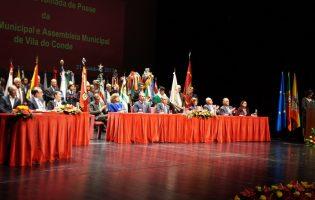 Teatro Municipal de Vila do Conde enche para a tomada de posse de Elisa Ferraz