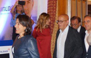 Vilacondense Constança Urbano de Sousa já não é Ministra da Administração Interna