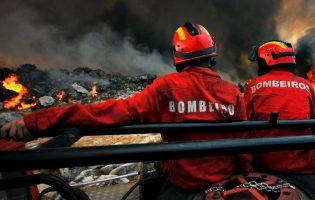 Dispositivo de Combate a Incêndios prolongado em Portugal até 15 de novembro