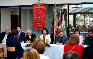 Instituições de Mindelo fazem protocolo para as Festas da Freguesia de Vila do Conde
