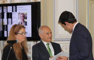 Provedor da Santa Casa de Vila do Conde Arlindo Maia recebe Prémio de Envelhecimento Ativo