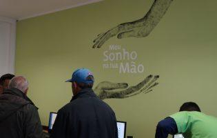 Misericórdia de Vila do Conde inaugura sala de informática adaptada a pessoas com deficiência