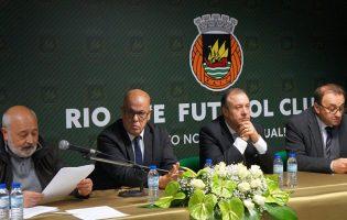 Nova direcção liderada por António da Silva Campos já tomou posse à frente dos destinos do Rio Ave