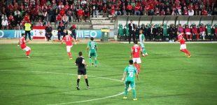 Rio Ave elimina Benfica e continua na Taça de Portugal