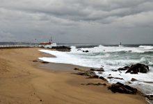 Barras de Vila do Conde e Póvoa de Varzim encerradas