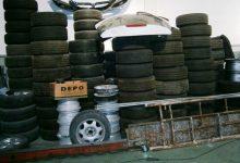 GNR deteve em Vila do Conde ladrões de jantes e baterias