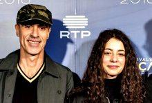 Vilacondenses Paulo Praça e Maria Amaral a caminho do Festival Eurovisão