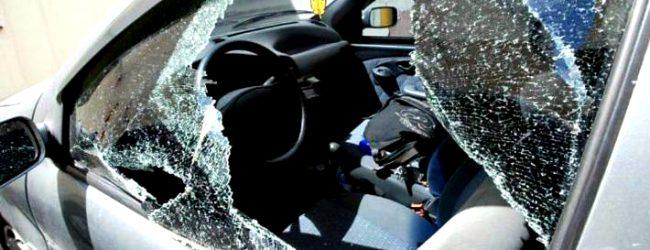 11 carros furtados na rua Independência da Guiné de Vila do Conde