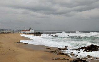 Câmaras mostram em tempo real o que se passa na Barra de Vila do Conde