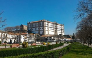 Mosteiro de Santa Clara de Vila do Conde transformado em Hotel e Centro Interpretativo