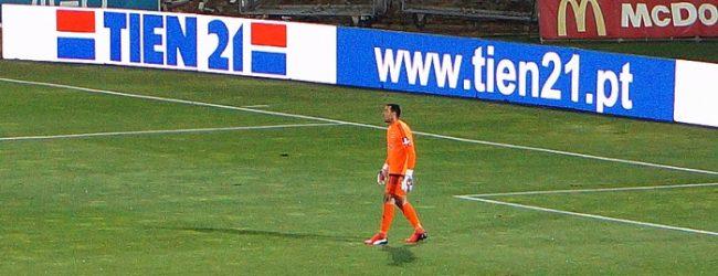 Rio Ave vence Marítimo por 3-0