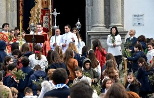 Domingo de Ramos marca o início da Semana Santa em Vila do Conde