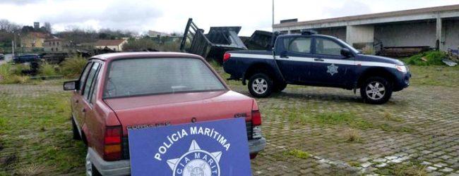 Polícia Marítima interceta furto de material nos estaleiros de Azurara