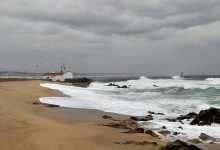 """Portugal continental e ilhas afetados pela passagem da depressão """"Gisele"""""""