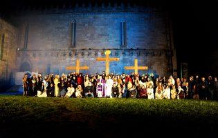 Via Sacra da Paróquia de São João Baptista é hoje em Vila do Conde