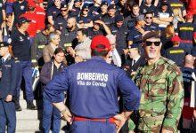 Bombeiros de Vila do Conde substituem comandante Joaquim Moreira