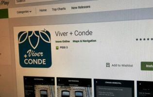 Vila do Conde disponível em aplicação móvel