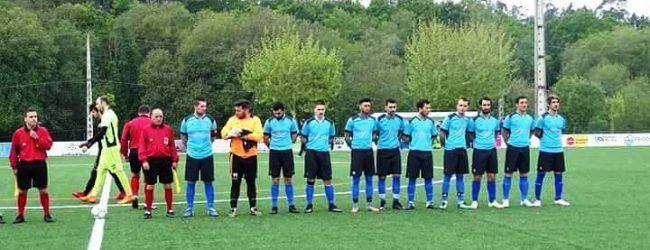 Touguinha é campeã de futebol do concelho de Vila do Conde