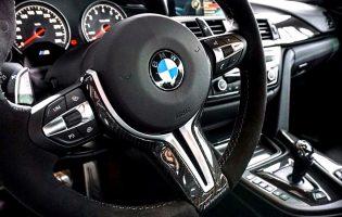 Amigos do alheio assaltam carros BMW e MINI para furtar volantes