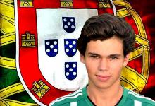 Diogo Teixeira do Rio Ave é Campeão Europeu de Sub-19