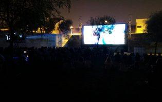 Parque da Cidade de Vila do Conde tem cinema grátis ao ar livre